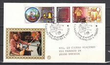 ITALIA 1984 Il lavoro italiano per il mondo FDC