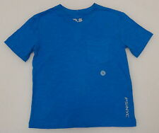 PS from AEROPOSTALE CHILD'S KIDS SIZE 4 BLUE V-NECK POCKET TEE T-SHIRT PS NYC