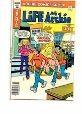 LIFE WITH ARCHIE BRONZE AGE LOT #220-224 NICE COPIES