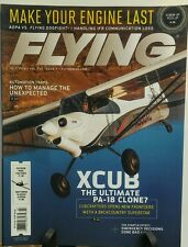 Flying July 2016 XCUB The Ultimate PA-18 Clone Automation Trap FREE SHIPPING sb