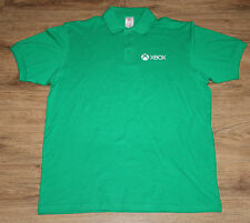 Xbox One promo Crew Staff Polo T-Shirt Size XL from Gamescom 2015