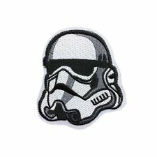 Star Wars Imperial Stormtrooper Embroidered Iron On / Sew On Patches