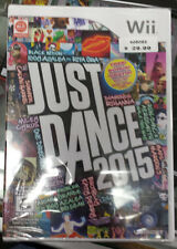 Just Dance 2015 (Nintendo Wii, 2014) new and sealed
