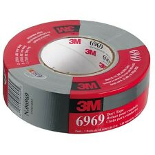3M Poly-Coated Cloth Duct tape - 69692