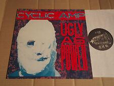 CYCLIC AMP - UGLY AS POWER - MINI-LP - PROBE PLUS PROBE M14 - UK 1987