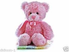 """Aurora 12"""" Yummy Pink Teddy Bear"""