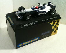 qq H 2335 SUPERSLOT BMW WILLIAMS F1 FW23 No 6 MONTOYA - Scalextric UK -