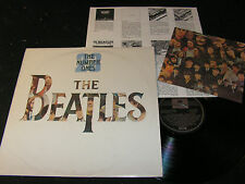 THE BEATLES The Number Ones/ Australia LP incl. Bonus-SP EMI PARLOPHONE PLAY1024
