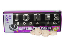 Jones M.F. Grape Carbonated Candy