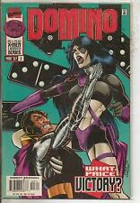 Marvel Comics Domino #3 March 1997 VF