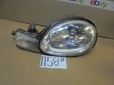 00 01 02 Dodge Neon DRIVER Side Headlight Used front Lamp #1158-H