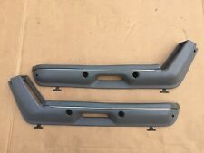 87-89 Ford Mustang Smoke Gray Door Panel Armrests Pull Handles Power OEM LX GT