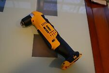 "New 20v Dewalt DCD740 3/8"" Lithium Right Angle Drill Driver use 20 volt DCB204"
