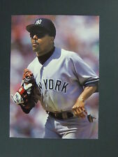 Luis Polonia 1995 Fleer Ultra No Name Missing Foil Error New York Yankees