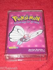 1 MC Pokemon/Folge 8/Kassette/gebraucht/Hörspiel zur TV-Serie/Ash/Pikachu(S9)