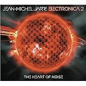 Jean Michel Jarre - Electronica 2 The Heart of Noise CD NEW MINT 2016