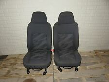 05 CHEVY COLORADO FRONT BUCKET SEATS PAIR MANUEL OEM