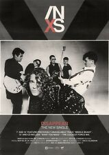 1/12/90 Pgn44 Advert: Inxs disappear New Single On Mercury & On Tour 15x11