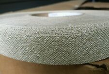 """25 FT of 1"""" Vinyl Wall Tape Flax Tweed style used in Evergreen RV"""