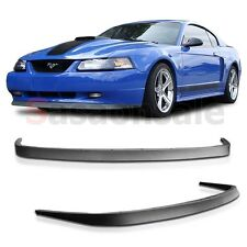 99-04 Ford Mustang GT V6 V8 MACH 1 OE Front Valance PU Bumper Spoiler Lip