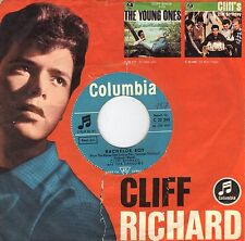 "7"" Cliff Richard – Bachelor Boy / The Next Time // Germany 1963"