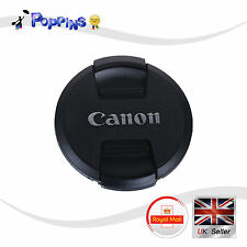 New 82mm Lens Cap For Canon E-82 II Lens Cap Ultrasonic Lens Cap Dust Cover