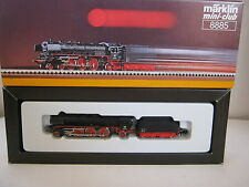 Märklin Mini Club Z 8885 Dampf Lokomotive BR 003160-9 DB (RG/AN/71S4)