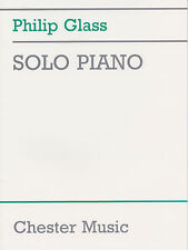 Philip Glass Solo Piano Learn to Play METAMORPHOSES Sheet Music Book