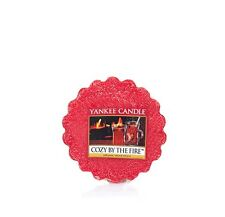 Yankee Candle Dufttart 22g Cosy by the Fire