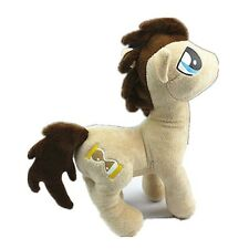 Pony Custom Dr Who Doctor Whooves hooves My Little Pony Friendship Mag Plush Toy