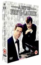A BIT OF FRY AND LAURIE Complete TV Series 1 2 3 4 DVD Boxset Hugh Stephen New