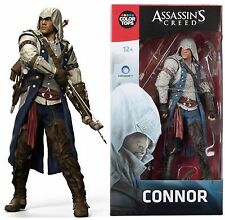"Assassins Creed III Color Prendas para el torso rojo Connor 7"" figura McFarlane Preventa"