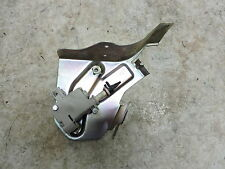 10 Piaggio MP3 400 Scooter Vespa seat released servo and mount bracket