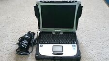 PANASONIC TOUGHBOOK CF-19AHUAG1M, 2.5ghz 4GB RAM, 500 GB, GOBI MK5 Laptop