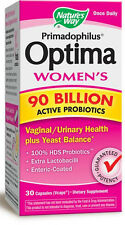 Primadophilus Optima Women's (90 billion) - 30 VCaps - Nature's Way