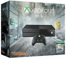 Xbox One Tom Clancy's The Division 1TB Bundle BRAND NEW RETAIL BOX