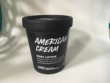 Lush American Cream Body Lotion UK Kitchen Exclusive