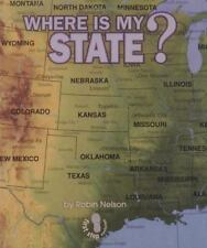Where Is My State? (First Step Nonfiction)
