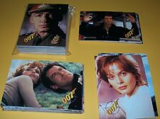 007 James Bond - GOLDEN EYE      Complete Trading Card Set