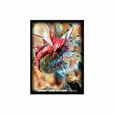 Pokemon TCG Shiny Mega Gyarados 65x Card Sleeves New Sealed