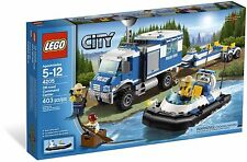 LEGO City Off-Road Command Centre (#4205)(Retired 2012)(Very Rare)(NEW)