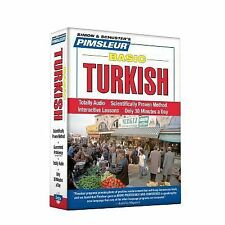 Turkish : Totally Audio - Scientifically Proven Method - Interactive Lessons...