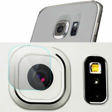 Back Camera Lens+Flash Protector Tempered Glass For Samsung Galaxy S7 Edge