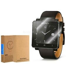 Tempered Glass Screen Protector for Sony SmartWatch 2 SW2