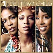 DESTINY'S CHILD: # NUMBER 1's GREATEST HITS CD THE VERY BEST OF / BEYONCE / NEW
