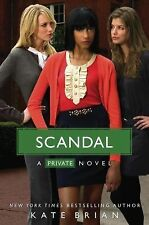 Scandal (Private, Book 11), Social Issues, Kate Brian, New, 2010-03-09,