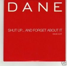(I509) Dane, Shut Up and Forget About It - DJ CD