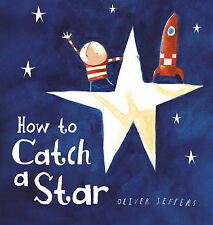 How to Catch a Star Board Book,ACCEPTABLE Book