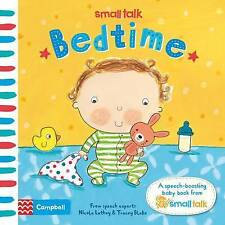 Small Talk: Bedtime, Very Good Condition Book, Blake, Tracey, Lathey, Nicola, IS