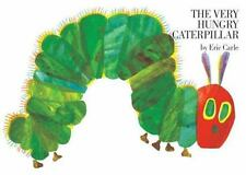 The Very Hungry Caterpillar Carle, Eric Hardcover